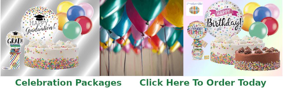 Celebration Packages Slider