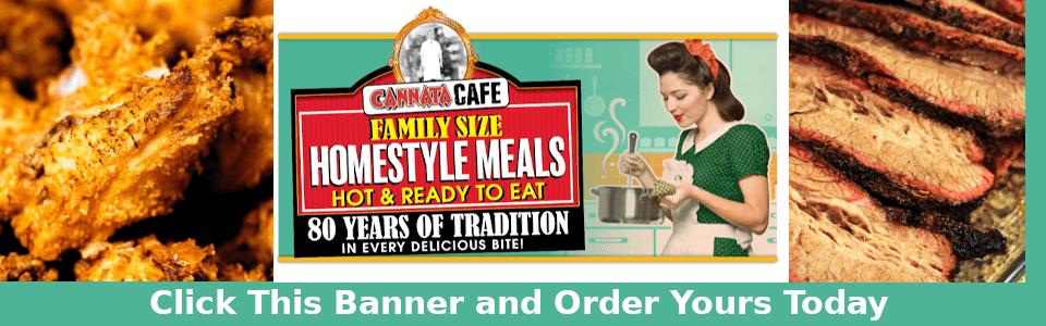 Family Meals Slider